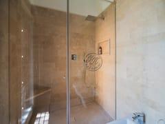 GH LAZZERINI, Doccia bagno 11 Rivestimento in pietra naturale