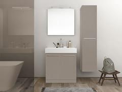 Mobile lavabo da terra con anteDOGE 01 - GRUPPO GEROMIN