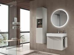 Mobile lavabo sospeso con anteDOGE 02 - GRUPPO GEROMIN