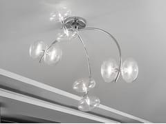 Lampada da soffitto in metallo DOLCE L 60 - Dolce