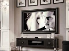 Cornice per TV in legnoDOLOMITE | Cornice - VALDERAMOBILI