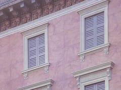 Pittura silossanica decorativa e protettivaDOMOSIL - HARPO
