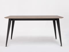 Tavolo rettangolare in legnoDON   Tavolo rettangolare - ONDARRETA