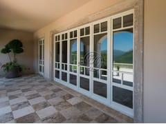 Porta-finestra a battente in legno e vetroPorta 12 - GARDEN HOUSE LAZZERINI
