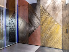 Tis, DOORS & WALL COVERING Rivestimento in legno