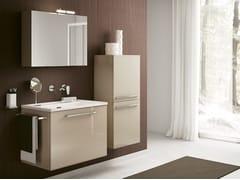 Mobile lavanderia sospeso con lavatoioDOUBLE 04 - BMT