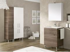 Mobile lavanderia con lavatoioDOUBLE 05 - BMT
