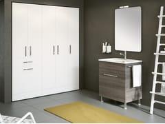 Mobile lavanderia per lavatriceDOUBLE 09 - BMT