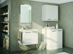 Mobile lavanderia con lavatoio per lavatriceDOUBLE 07 - BMT
