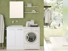 Mobile lavanderia per lavatriceDOUBLE 10 - BMT
