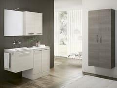 Mobile lavanderia con lavatoio per lavatriceDOUBLE 11 - BMT
