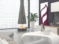 Radiatore / termoarredo in alluminioDOPPIA PIASTRA - DP 00501 - TERMO DESIGN