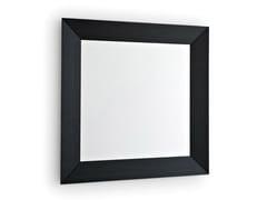 Specchio quadrato a parete con cornice DOUBLE | Specchio quadrato -