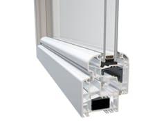 Finestra in PVC con doppio vetroDQG 70 EVO - DIQUIGIOVANNI SRL