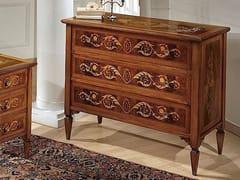 Cassettiera in legno masselloVERDI | Cassettiera - ARVESTYLE