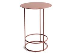 Tavolino alto in metalloDROP | Tavolino alto - COR SITZMÖBEL HELMUT LÜBKE