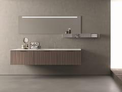 NOVELLO, DROP - COMPOSIZIONE D07 Mobile lavabo componibile