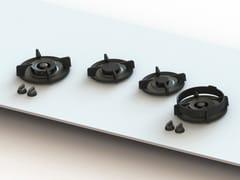 Bruciatore in ottoneDRUM BLACK EDITION | Bruciatore - PITT COOKING ITALY