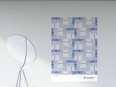 Decorazione adesiva a motivi in PVCDRUM | Poster - PPPATTERN