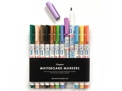 Pennarello colorato DRY-ERASE MARKERS - GROOVY MAGNETS