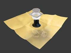Scarico per doccia in metalloDRY50 SUMI LUXE - REVESTECH