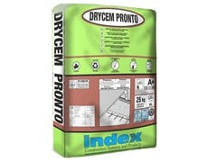 INDEX, DRYCEM PRONTO Massetto pronto ad asciugamento ultra-rapido