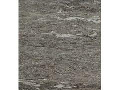 Pavimento/rivestimento in gres porcellanato effetto pietraDUALMOOD DARK GREY STONE - CERAMICHE COEM