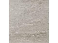 Pavimento/rivestimento in gres porcellanato effetto pietraDUALMOOD LIGHT GREY STONE - CERAMICHE COEM