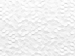 Rivestimento tridimensionale effetto metalloDUBAI WHITE - VENIS - PORCELANOSA GRUPO