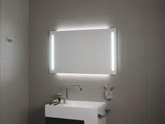 KOH-I-NOOR, DUO LED Specchio con illuminazione integrata per bagno
