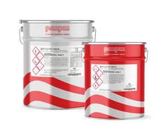 Rivestimento a spessore a base di resine epossidicheDUROGLASS R16N - MPM - MATERIALI PROTETTIVI MILANO