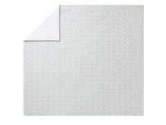 Copripiumino stampato in cotone con motivi florealiFEUILLES D'IKAT   Copripiumino - ALEXANDRE TURPAULT