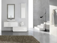 Sistema bagno componibile E.45 COMPOSIZIONE 3 - e.45
