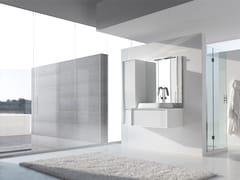 Sistema bagno componibile E.45 COMPOSIZIONE 4 - e.45