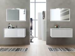 Arcom, E.45 COMPOSIZIONE 7 Sistema bagno componibile