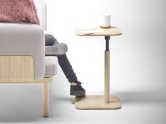 Tavolino ad altezza regolabile quadratoEGON | Tavolino quadrato - ALKI