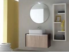 Sistema bagno componibile E.GÒ - COMPOSIZIONE 13 - E.Gò