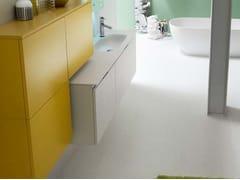 Sistema bagno componibile E.GÒ - COMPOSIZIONE 24 - E.Gò