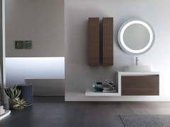Sistema bagno componibile E.GÒ - COMPOSIZIONE 25 - E.Gò