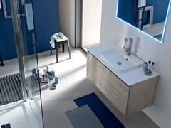 Sistema bagno componibile E.GÒ - COMPOSIZIONE 29 - E.Gò