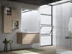 Sistema bagno componibile E.GÒ - COMPOSIZIONE 30 - E.Gò