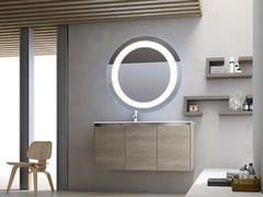 Sistema bagno componibile E.GÒ - COMPOSIZIONE 34 - E.Gò