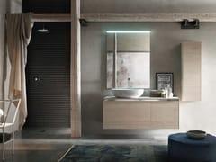 Sistema bagno componibile E.GÒ - COMPOSIZIONE 39 - E.Gò