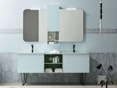 Sistema bagno componibile E.LY - COMPOSIZIONE 59 - E.Ly