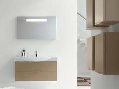 Sistema bagno componibileE.LY - COMPOSIZIONE 8 - ARCOM
