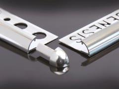 Profilo paraspigolo in alluminioEAC - GENESIS