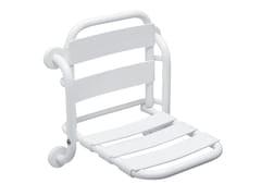 Sedile doccia in acciaioEASY 12008V | Sedile doccia - IDRAL