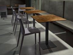 Tavolo quadratoEASY 390Q | Tavolo quadrato - NITESCO