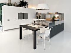 Cucina componibile con tavolo scorrevoleEASY FAMILY - ELMAR