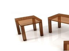 Tavolo quadrato in lamiera EASY | Tavolo quadrato -